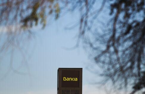 Bankia Rises