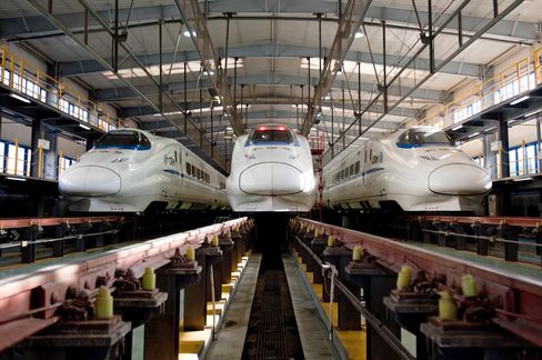 Longest High-Speed Railway to Compete With A380s in China
