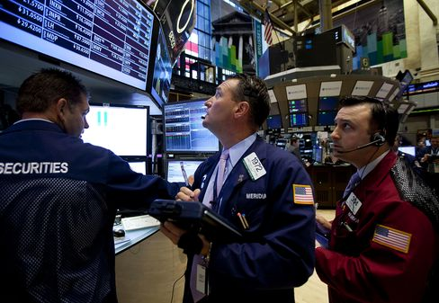 U.S. Stocks Advance as Federal Reserve Begins Two-Day Meeting