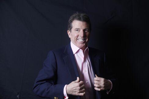 Barclays Plc CEO Robert Diamond