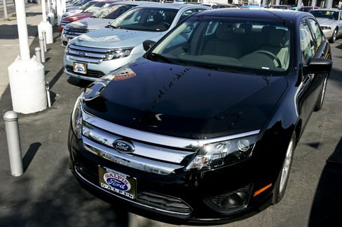 Ford Rises to Top of Consumer Reports Brand Survey