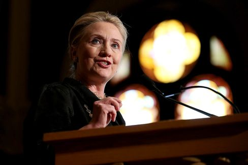 Hillary Clinton in New York Hospital for Blood-Clot Treatment