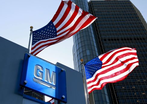 GM Said to Shake Up Ad Agencies After Ouster of Marketing Chief