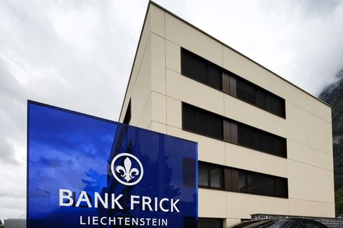 Bank Frick Headquarters