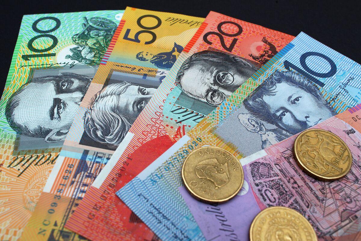 Australian dollar #