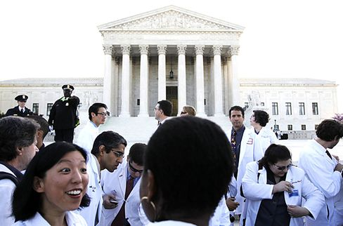 Obama Health Law Seen Valid, Scholars Expect Rejection