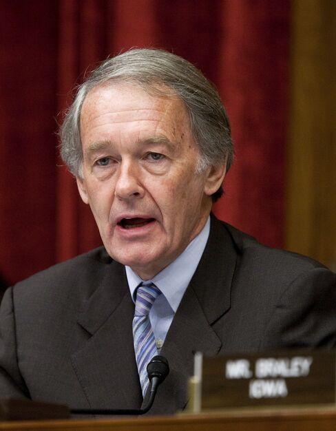 U.S. Representative Edward Markey