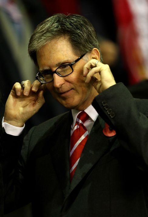 John Henry Gets 'Steal' $476 Million Liverpool May Double