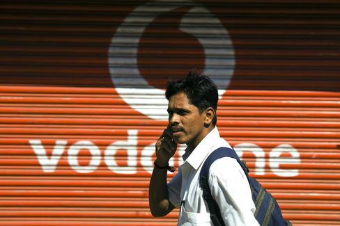 Vodafone Considers $2.2 Billion India Provision After Law Change