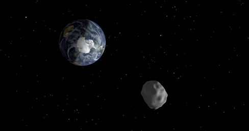 Shooting Gallery of Asteroids Prompts Former Astronauts' Venture