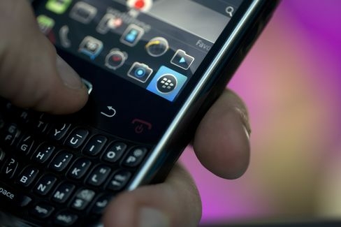 BlackBerry Descent Begets Cheapest Technology Takeover
