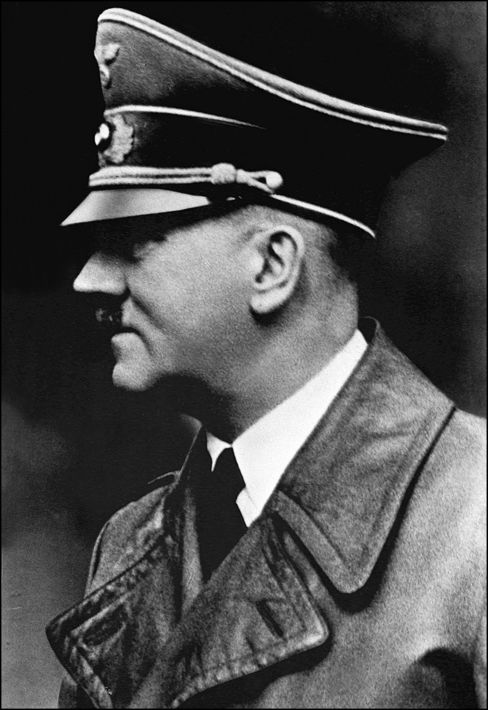 Adolf Hitler Planned to Hold Out in Alps