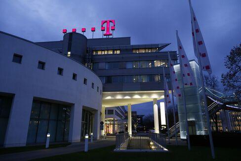 Deutsche Telekom Raided With Orange as EU Probes Internet
