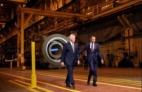 Barack Obama Jeffrey Immelt