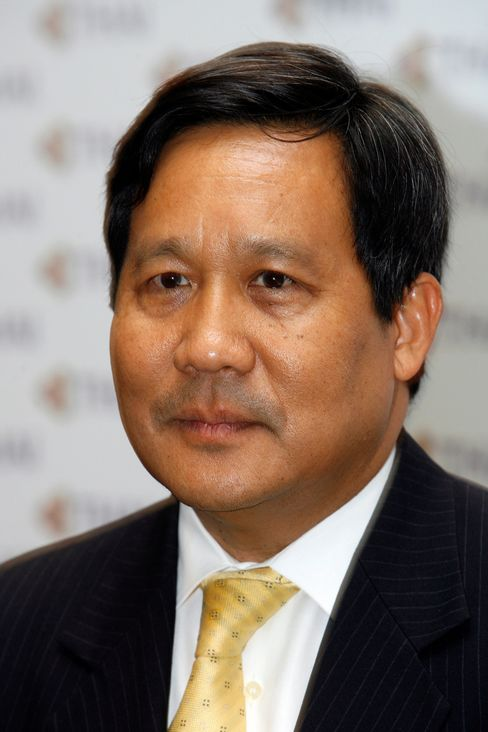 Thai Airways International President Piyasvasti Amranand