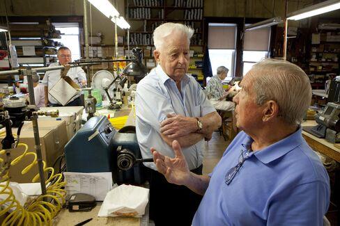 Older Americans Working Longer
