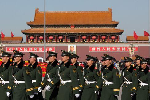 China's Military Buildup Worrisome, Japan's U.S. Ambassador Says