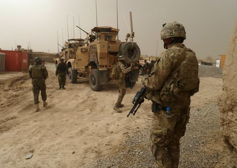 U.S. Soldier Shoots Dead 16 Afghan Civilians
