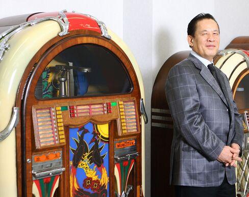 Universal Entertainment Corp.'s Chairman Okada