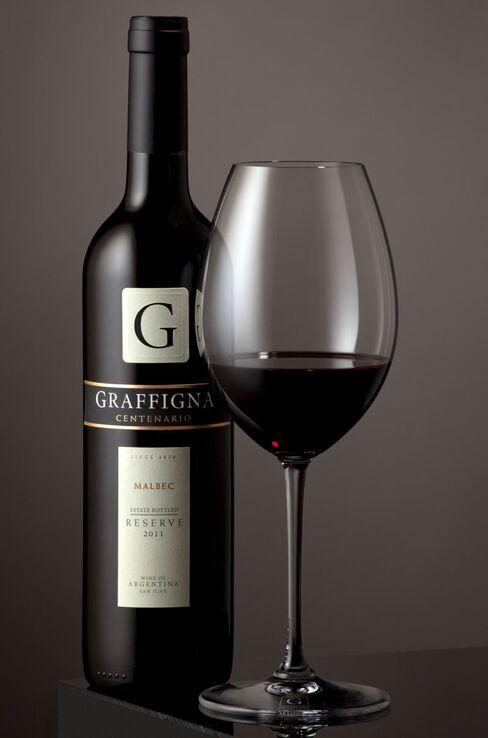 New Malbec Wine Glass