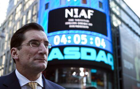 Nasdaq OMX Group Inc. CEO Robert Greifeld
