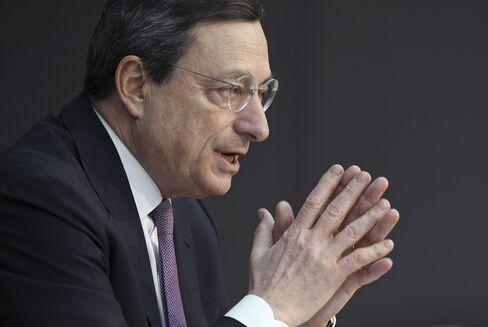 President of the European Central Bank (ECB)Mario Draghi