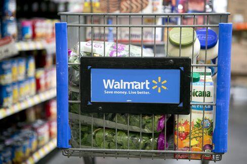 Wal-Mart Second-Quarter Forecast Trails Estimates on Economy