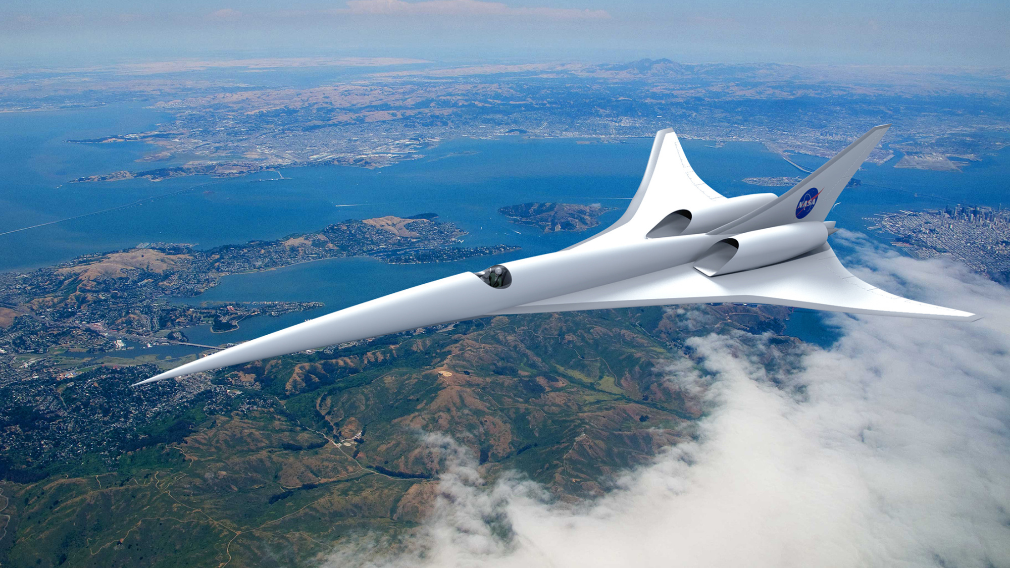 Is There a Market for Supersonic Airlines? NASA Thinks So