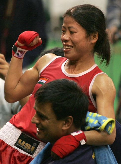 India's Queen of the Ring