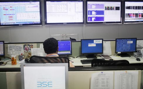 Indian Stocks Lure Most Inflows in 5 Weeks on Rate Cut Prospects