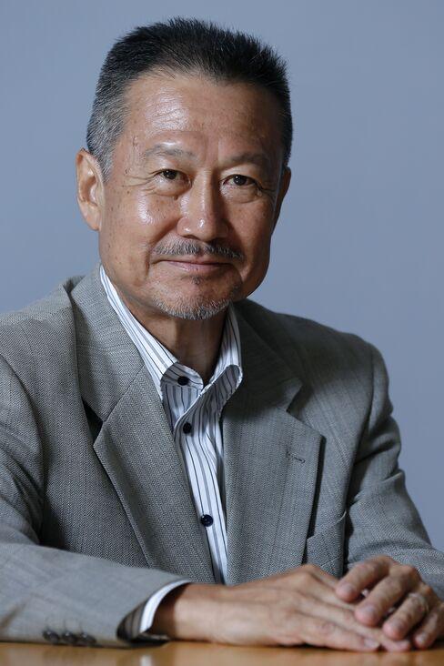 Former FSA Commissioner Hirofumi Gomi