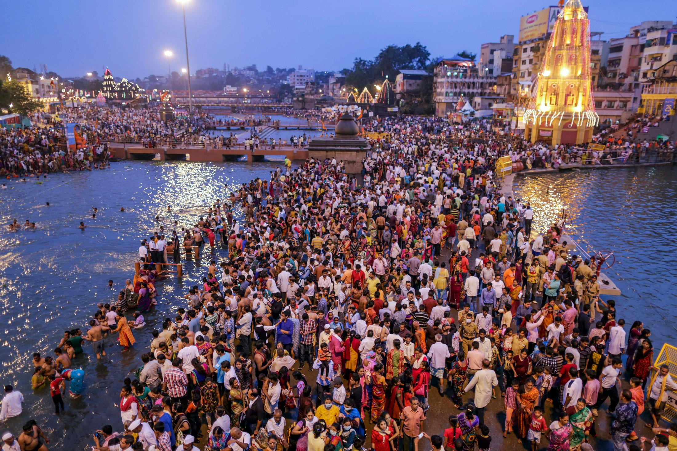 essay on kumbh mela as millions gather for kumbh mela doctors are watching
