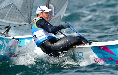 British Olympic Sailors Say Bay Currents Provide Home Advantage