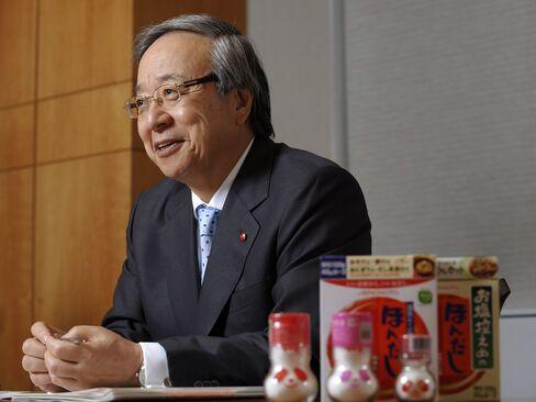 Ajinomoto CEO Masatoshi Ito