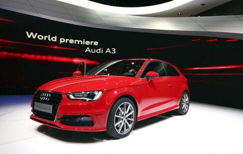 An Audi A3