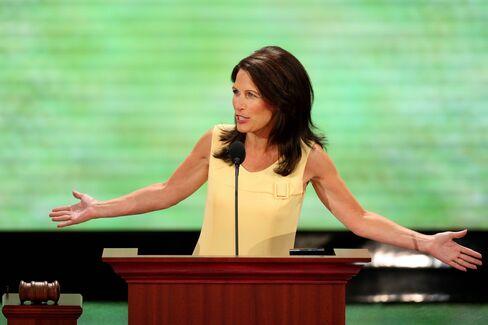 Republican Representative Michele Bachmann