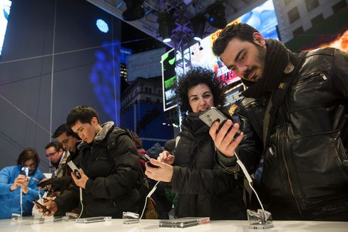 Samsung First-Quarter Profit Beats Estimates on Galaxy Sales