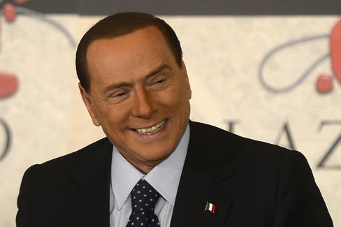 Berlusconi Offers to Withdraw His Candidacy If Monti Runs