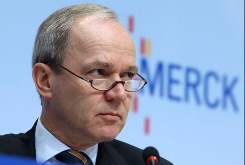 Merck KGaA Chief Executive Officer Karl-Ludwig Kley