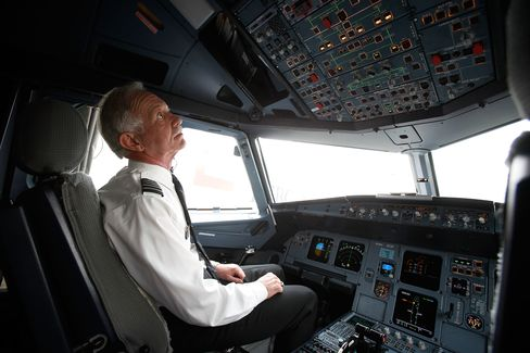 U.S. Airway Pilot Captain Chesley 'Sully' Sullenberger III