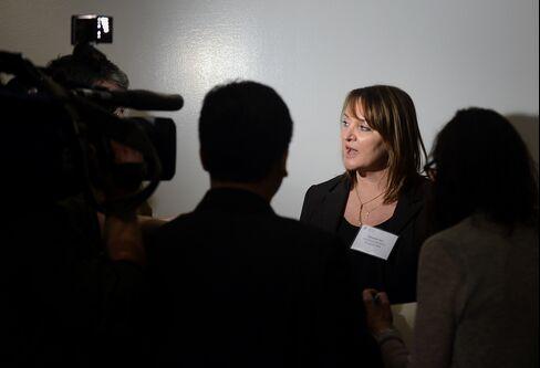Lululemon CEO Christine Day