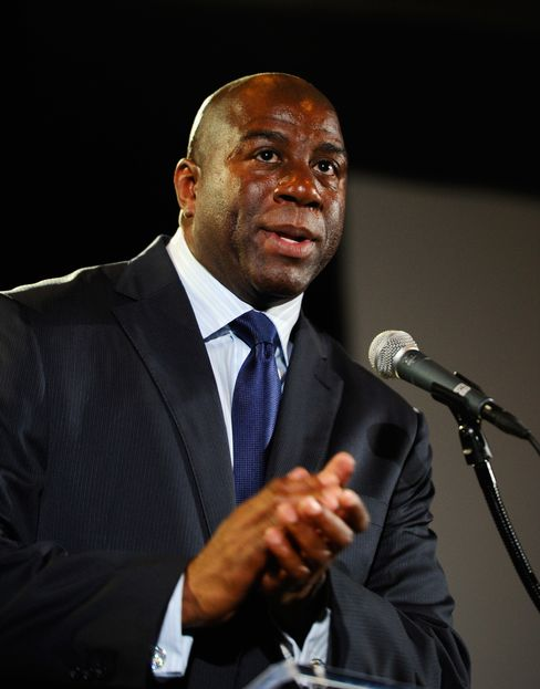 Magic Johnson Take Stake, Chairman Post Vibe Holdings