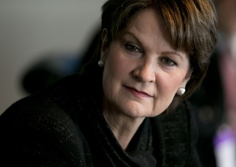 Lockheed Martin Corp.'s Chief Executive Officer Marillyn Hewson