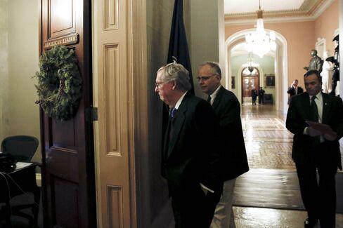 House Plans Dec. 30 Session as U.S. Budget Deadline Nears
