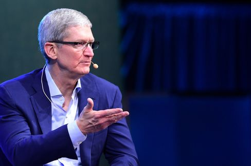 Tim Cook at WSJ conference