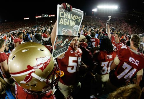 Florida State National Title Win