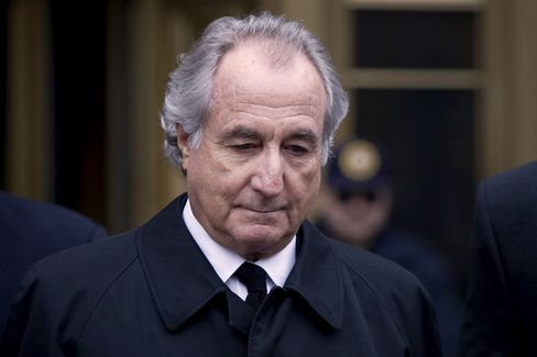 Hedge Fund Fight Over Madoff Claims Spotlights Contract Dispute