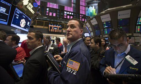U.S. Stocks Advance on China Data as Greece Offers Bond Buyback