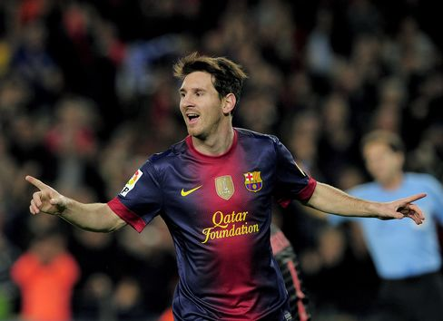 Messi Joins Ronaldo, Iniesta as Finalists for FIFA Player Award