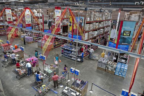 ID-Only Shopping Encourages Wal-Mart in India